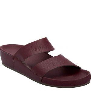 3LO E Clinic papuča bordo - Grey anatomska obuća