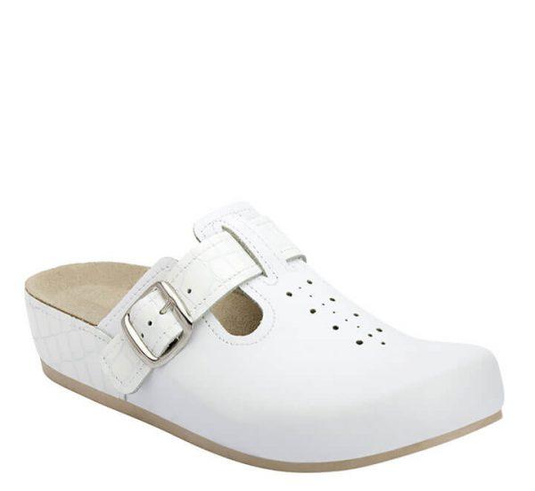 4LK Clinic kombinirana bijela - Grey anatomska obuća