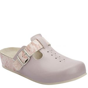 4LK Clinic kombinirana roza - Grey anatomska obuća