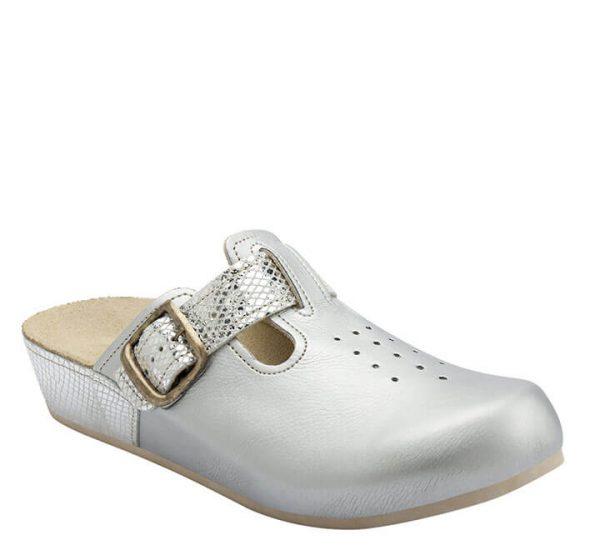 4LK Clinic kombinirana srebrna - Grey anatomska obuća