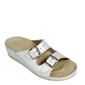 4LO Clinic papuča bijela - Grey anatomska obuća