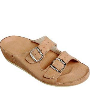 4LO Clinic papuča boja pijeska - Grey anatomska obuća
