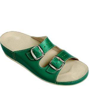 4LO Clinic papuča zelena - Grey anatomska obuća
