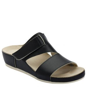 5LO Clinic papuča crna - Grey anatomska obuća