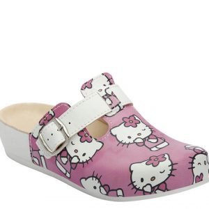 5LS Artistic Hello Kitty - Grey anatomska obuća