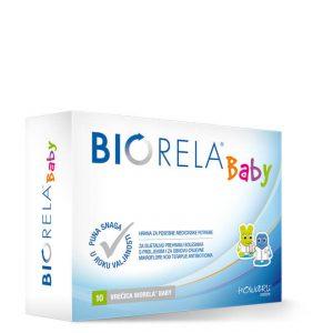 Biorela Baby probiotik vrećice - 10 vrećica