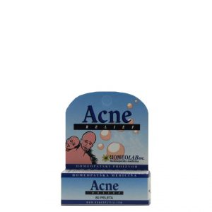 Homeolab Acne Relief - Homeopatski proizvod - 80 peleta