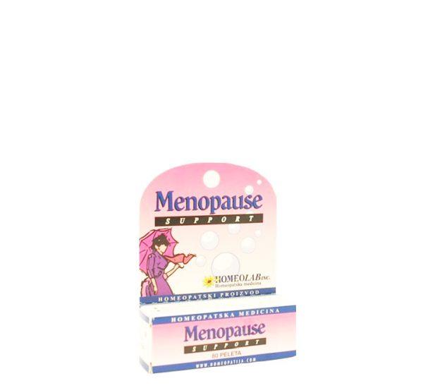Homeolab Menopause Support - Homeopatski proizvod - 80 peleta