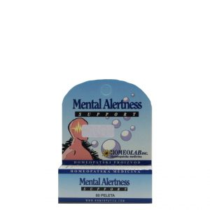 Homeolab Mental Alertness Support - Homeopatski proizvod - 80 peleta