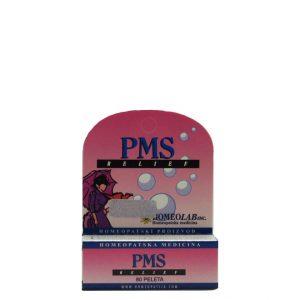 Homeolab PMS (predmenstrualni sindrom) Relief - Homeopatski proizvod - 80 peleta