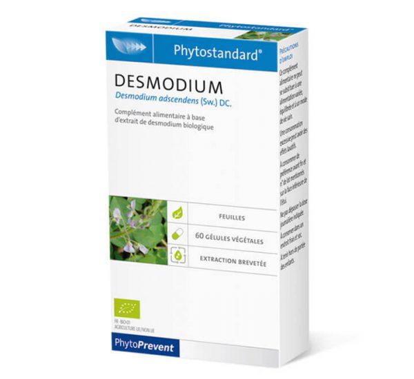 Phytostandard desmodium - fitoterapija desmodium - 20 kapsula/tableta