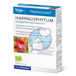 Phytostandard harpagophytum - fitoterapija vražje kanđe 20 kapsula/tableta
