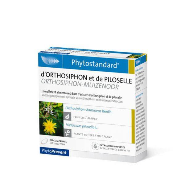 Phytostandard orthosiphon muizenoor - fitoterapija ortosifon mala runjika - 30 kapsula/tableta