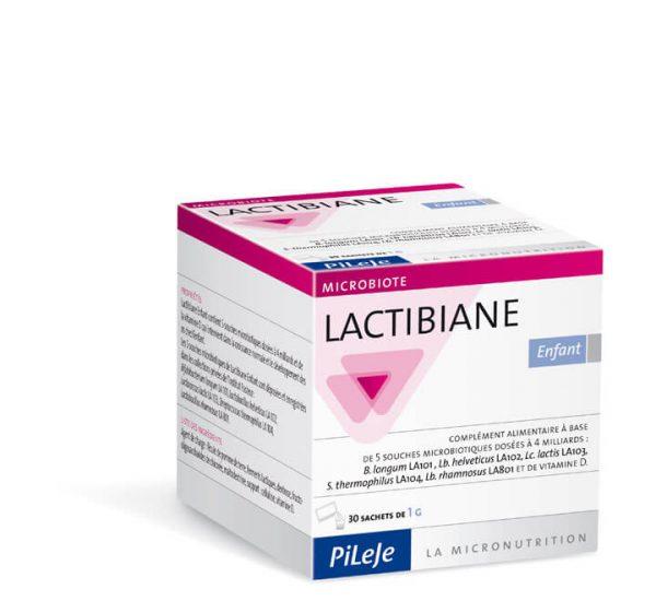 PiLeJe Lactibiane Enfant - 30 vrećica