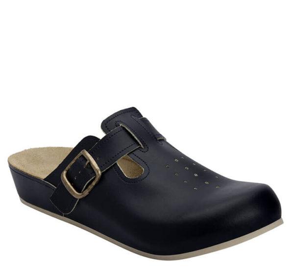 4L Clinic klompa crna - Grey anatomska obuća