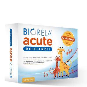 Biorela Acute Boulardii - 10 vrećica