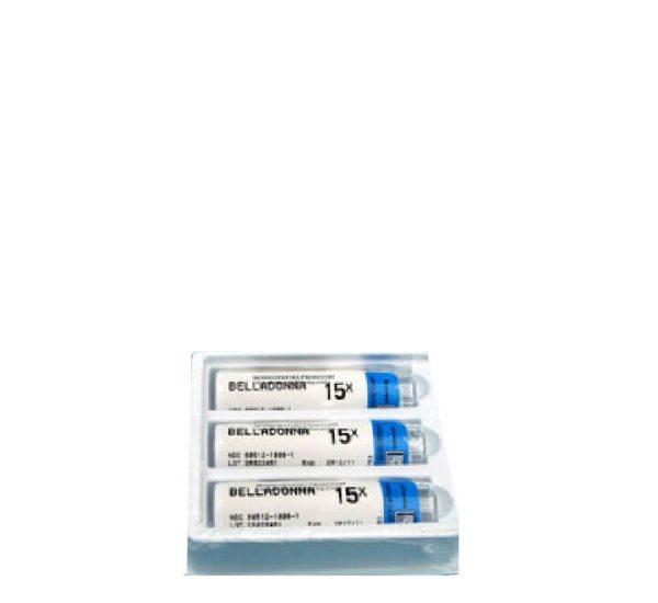 Homeolab Belladonna 15x - Homeopatski proizvod - 80 peleta