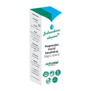 Jadrankina otopina - Dodatak prehrani - magnezijev klorid hexahidrat - 100 ml