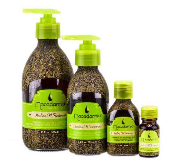 Macadamia Healing Oil Treatment 10 ml, 27 ml, 125 ml