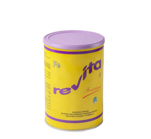 Revita Fe Forest berries - Revita prah sa željezom okus šumskog voća 250g