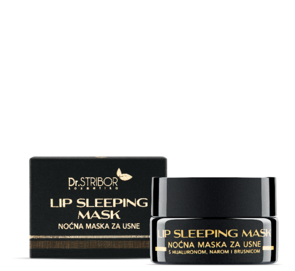 DR STRIBOR Lip sleeping mask