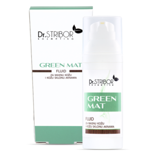 DR STRIBOR Green mat fluid