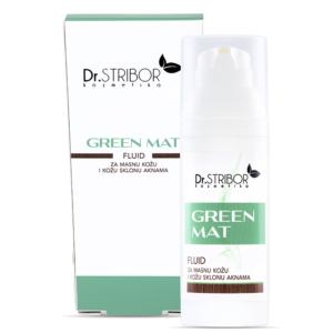 DR STRIBOR Green mat fluid