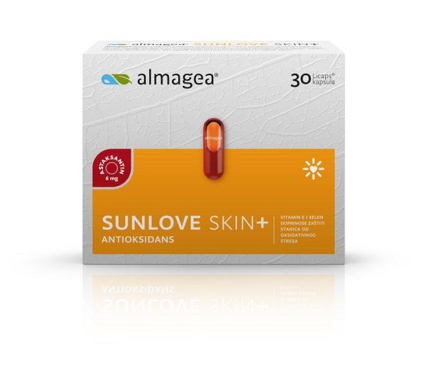 ALMAGEA Sunlove Skin