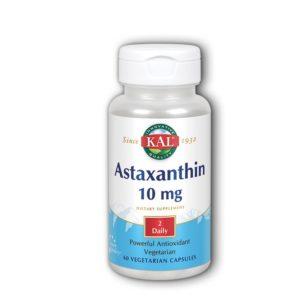 KAL Astaxanthin 60 kapsula