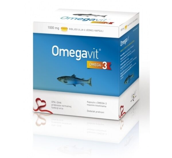 APIPHARMA Omegavit Omega 3