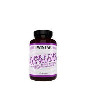 TWINLAB Super E plus Selen