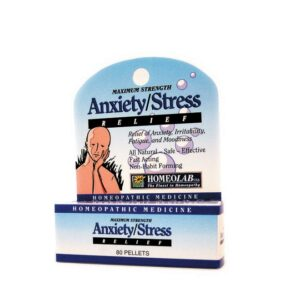 Homeolab Anxiety-Stress relief (anksioznost-stres)