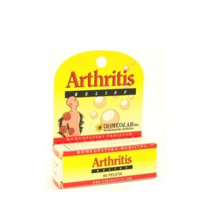Homeolab Arthritis Relief (artritis)
