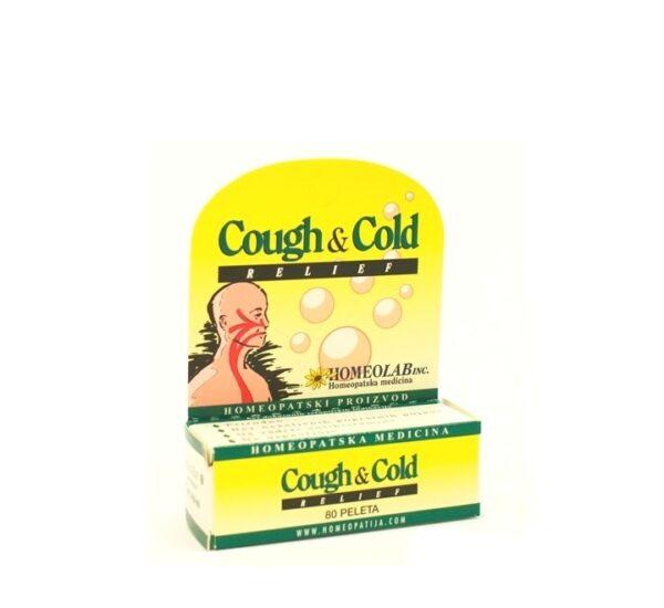 Homeolab Cough & Cold Relief (prehlada i kašalj)