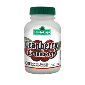 PHYTOCAPS Cranberry (infekcije mokraćnih putova) Brusnica
