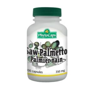 PHYTOCAPS Saw Palmetto (prostata) Sabal palma