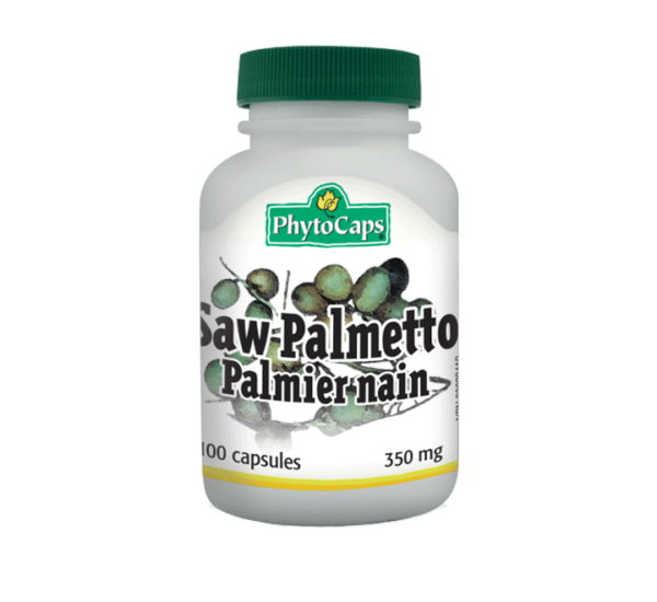 PHYTOCAPS Saw Palmetto (prostata) Sabal palma