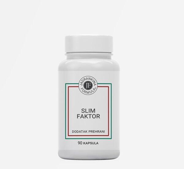 JADRANKINA FORMULA Slim faktor (mršavljenje)
